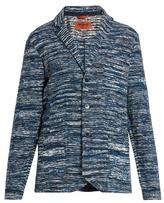 Missoni Notch-lapel Striped Cotton Blazer
