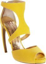 Walter Steiger Two-Piece Peep Toe Sandal