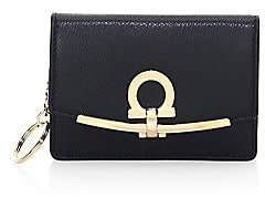 Salvatore Ferragamo Women's Small Gancini Leather Wallet