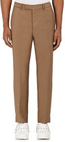 Valentino Men's Mohair-Wool Slim Trousers