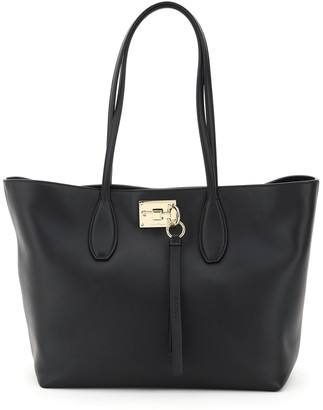 Salvatore Ferragamo The Studio Shopping Bag