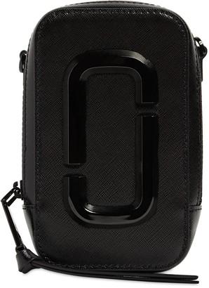 Marc Jacobs The Hot Shot Leather Shoulder Bag