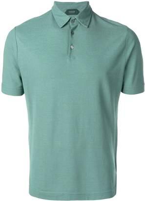 Zanone Basic Polo Shirt
