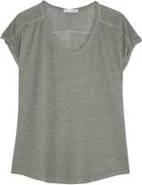 Rag & Bone Cargo slub linen-jersey T-shirt