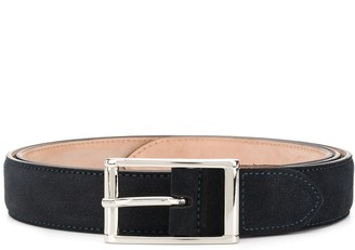 Scarosso Casual Square Buckle Belt