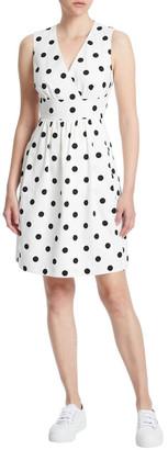 Marcs Penny Polka Dot Dress