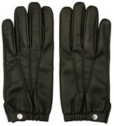 Reiss Thornton Dents Leather Gloves
