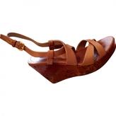 Miu Miu Wedge Shoes