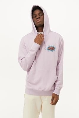 Billabong Sol Pink Pullover Hoodie - Pink L at Urban Outfitters