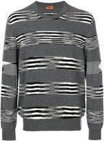 Missoni striped jumper - men - Cashmere - 52