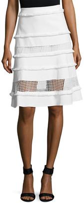 Marissa Webb Constance Tiered Skirt