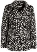 Naf Naf ALILY Short coat noir/ecru