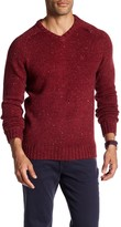 Original Penguin Saddle Raglan Sweater
