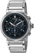 Citizen Men's Proximity Eco-Drive Analog Quartz Bracelet Watch, 46mm