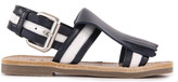 Marni Swilly Leather Sandals