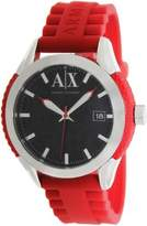 Armani Exchange A|X Men's AX1227 Silicone Quartz Watch