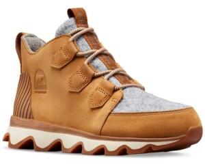 Sorel Kinetic Caribou Sneakers Women's Shoes