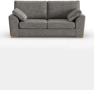 Next Stamford Tailored Comfort Medium Sofa 3 Seats - Natural