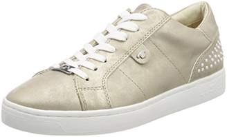 Tom Tailor Women's 4892619 Trainers, (Lt Gold)