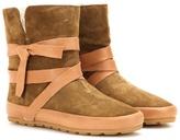Etoile Isabel Marant Nygel Suede Boots