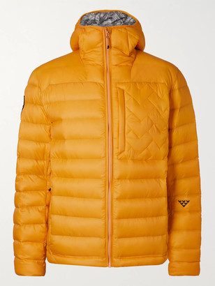 Black Crows Ventus Quilted Pertex Quantum Nylon-Ripstop Hooded Down Jacket
