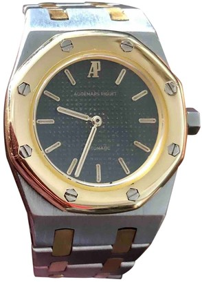 Audemars Piguet Royal Oak Lady Anthracite gold and steel Watches