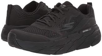 Skechers Max Cushion - 54450 (Black/Charcoal) Men's Shoes