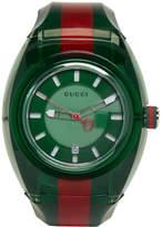 Gucci Green G Sync Watch