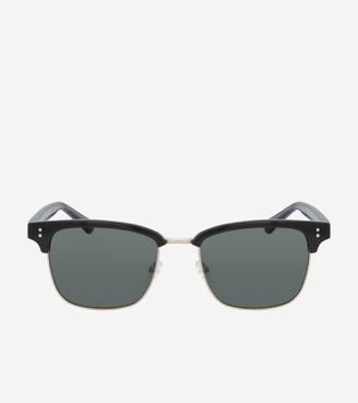 Cole Haan Acetate Square Sunglasses