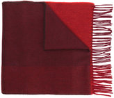 Pringle colour block scarf