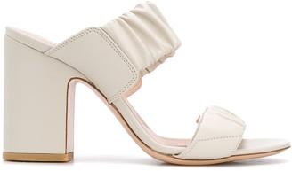 AGL Elasticated Strap Sandals