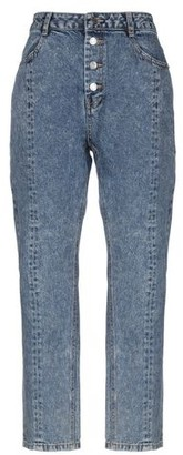 Sjyp Denim trousers