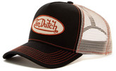 Von Dutch Classic Logo Patch Trucker Hat