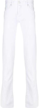 Jacob Cohen Mid-Rise Slim Fit Jeans