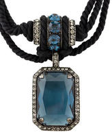 Lanvin Statement Pendant Necklace