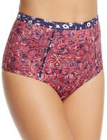 Tavik Paradise High Waist Bikini Bottom
