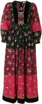 Ulla Johnson Suzana patchwork dress