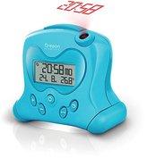 Oregon Scientific RM313 - Funky Projection Clock with Indoor Temperature