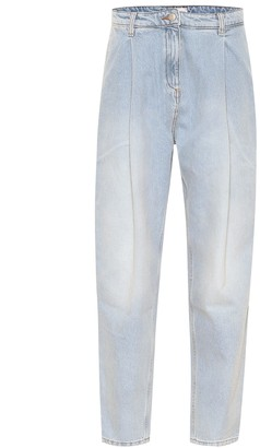 Magda Butrym Totness high-rise wide-leg jeans
