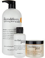 philosophy Super-Size Exfoliating Duo Microdel.peel & Wash