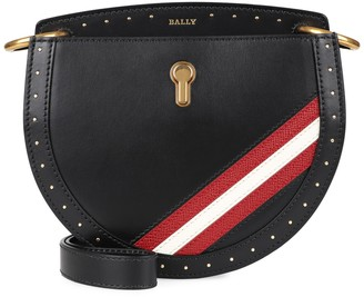 Bally Cecyle Multicolor Leather Shoulder Bag