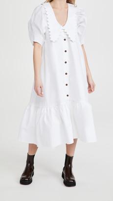 Kika Vargas Consuelo Dress