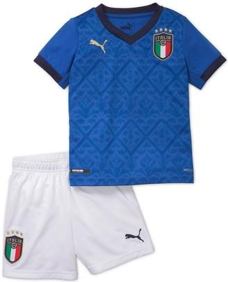 Puma Junior Italy Euro 2021 Mini Kit
