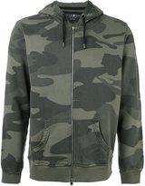 Hydrogen camouflage hoodie