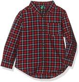 Benetton Boy's 5BYV5Q8G0 Shirt