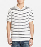 Polo Ralph Lauren Classic-Fit Striped Stretch-Mesh Short-Sleeve Polo Shirt