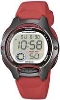 Casio Women's Core LW200-4AV Resin Quartz Watch