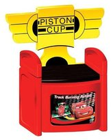 Disney 2 Piston Cup Sit N Store Chair