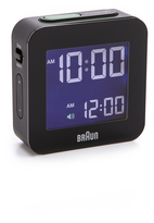 Braun Digital Square Alarm Clock