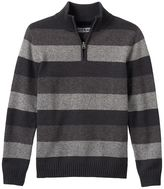 Boys 8-20 Silver Lake Striped Pullover Sweater